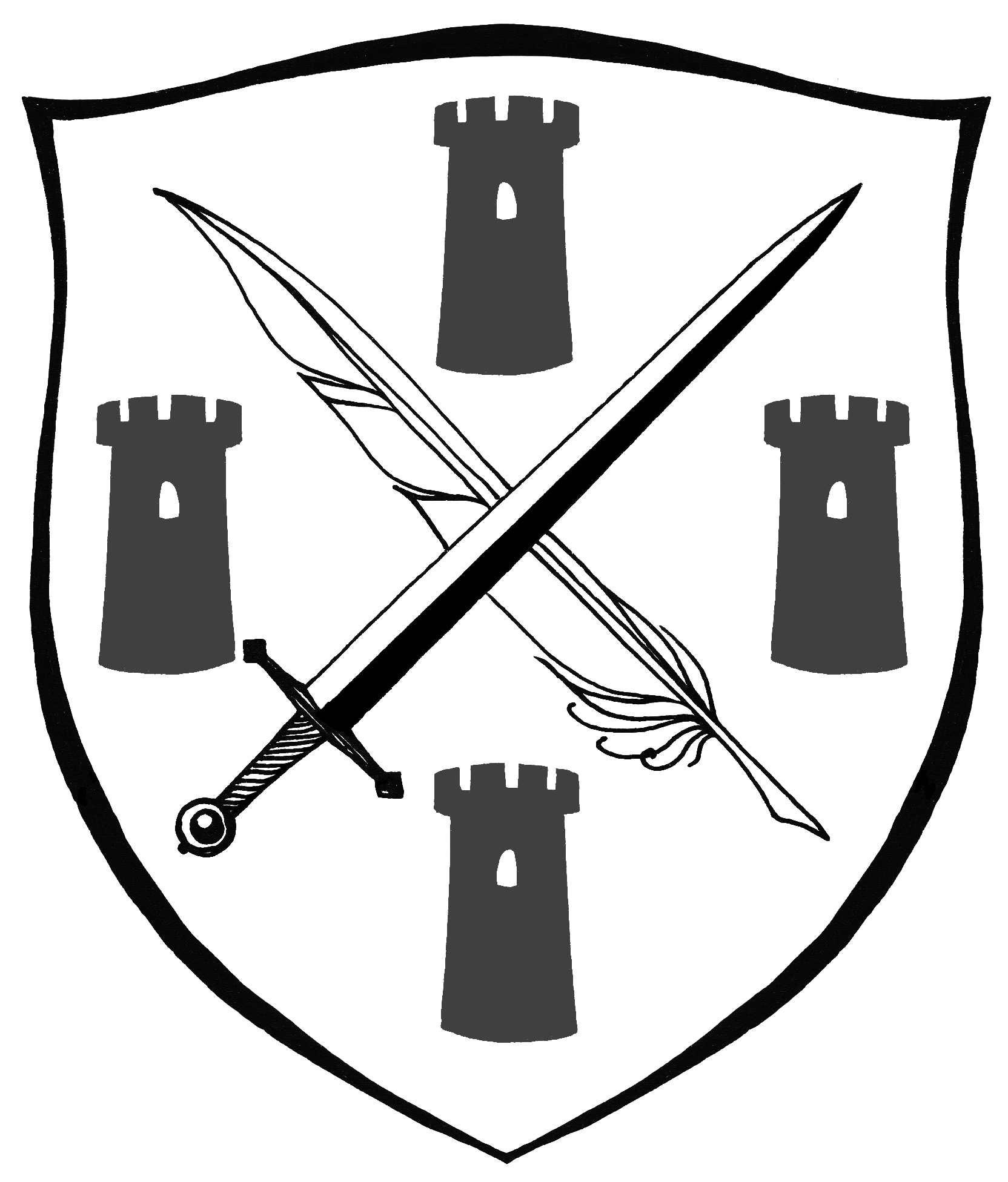 Das Wappen von Greystone