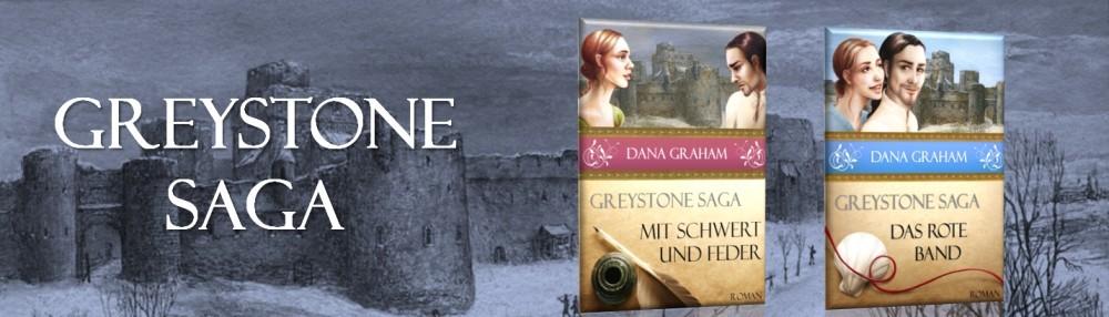 Frau Graham, wann erscheint der dritte Teil der Greystone Saga?