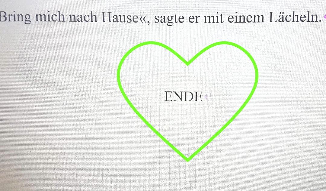 END-lich!