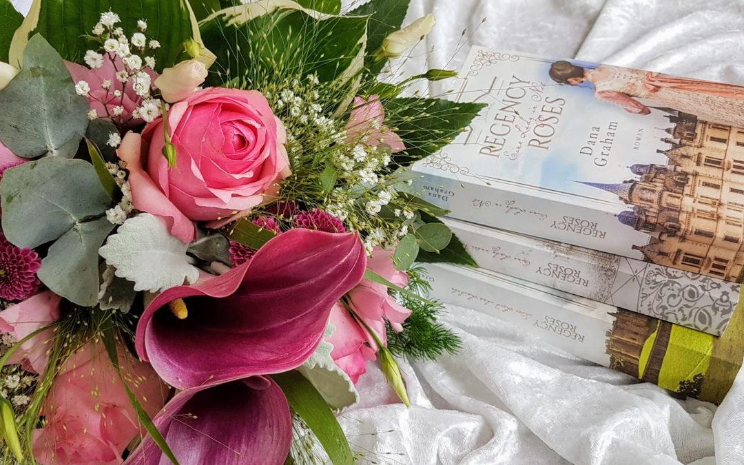 Die Regency Roses im Buchhandel