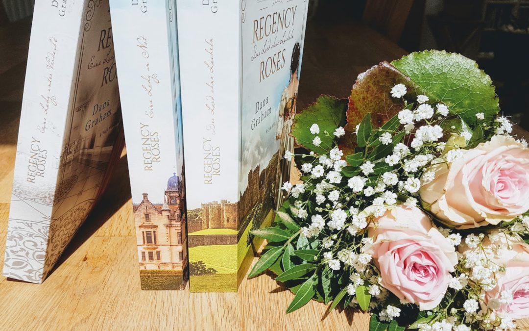 Die Regency Roses ziehen um